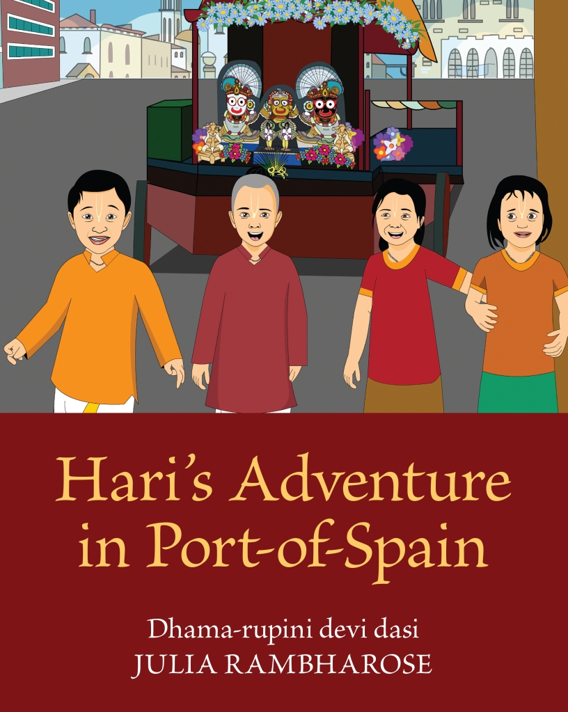 HARI'S ADVENTURE_cover_Sept13.indd
