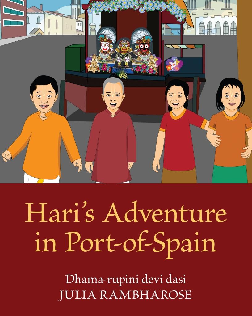 HARI'S ADVENTURE_cover_Sept13.indd